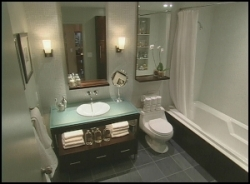 Candice Olson Divine Design Bathrooms on Summary After Three Years Of Dating Angela And Tim Are Moving In