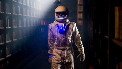 Doctor Who (UK) - 04x09 Forest of the Dead (Part 2)