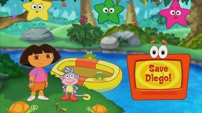 Dora the Explorer - 04x07 Save Diego
