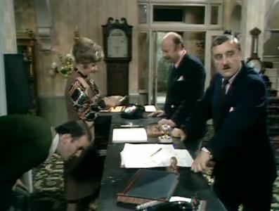 Fawlty Towers (UK) - 01x04 The Hotel Inspectors