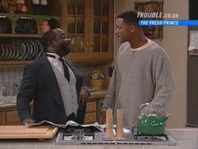 The Fresh Prince of Bel-Air - 06x20 I, Stank Horse