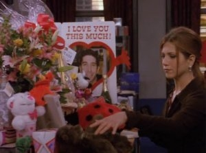 Friends - 03x12 The One With All The Jealousy