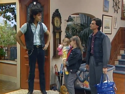 Full House - 01x19 The Seven-Month Itch (1)