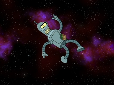 Futurama - 04x08 Godfellas