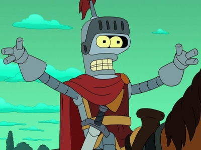 Futurama - 05x19 Bender's Game