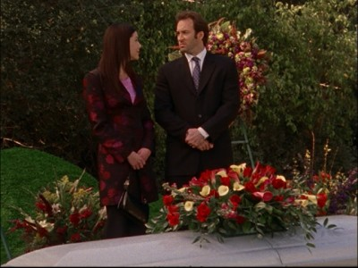 Gilmore Girls - 02x17 Dead Uncles and Vegetables