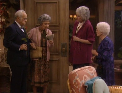 The Golden Girls - 07x14 Old Boyfriends
