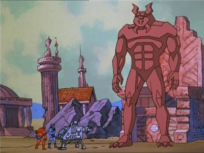 He-Man and the Masters of the Universe (1983) - 01x03 Colossor Awakes