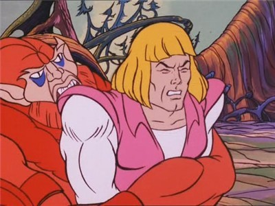 He-Man and the Masters of the Universe (1983) - 01x15 Prince Adam No More