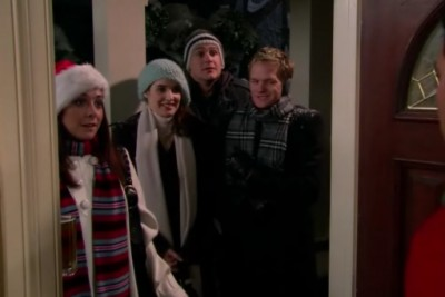 How I Met Your Mother - 02x11 How Lily Stole Christmas