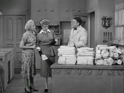 I Love Lucy - 01x29 The Freezer