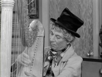 I Love Lucy - 04x28 Lucy and Harpo Marx