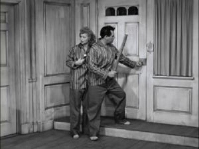 I Love Lucy - 06x17 Lucy Misses the Mertzes