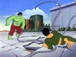The Incredible Hulk (1982) - 01x01 Tomb Of The Unknown Hulk