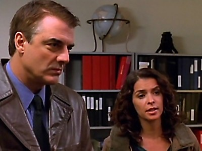 Law & Order: Criminal Intent - 05x10 Dollhouse