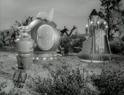 Lost in Space - 01x28 A Change of Space