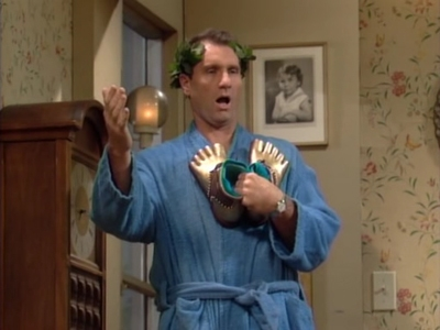 Episodes Full on Seeing God Who Appeared In This Episode Al Bundy Kelly Bundy Bud Bundy