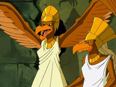 The Mummy: The Animated Series - 02x06 The Enemy of My Enemy