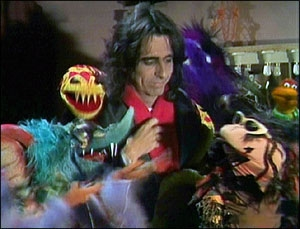 The Muppet Show - 03x07 Alice Cooper