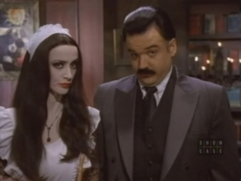 The New Addams Family - 01x50 Lurch, Man of Leisure