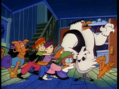 A Pup Named Scooby-Doo - 02x04 Chickenstein Lives!
