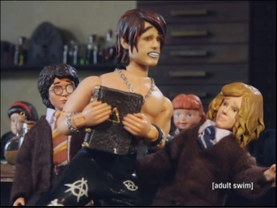 Robot Chicken - 04x10 I Love Her