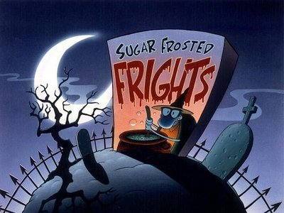 Rocko's Modern Life - 03x03 Sugar-Frosted Frights / Ed is Dead: A Thriller!