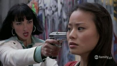 Samurai Girl - 01x05 Book of the Shadow (Part I)