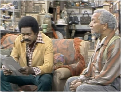 Sanford and Son - 04x02 Matchmaker, Matchmaker