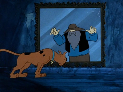 Scooby-Doo, Where Are You! - 01x04 Mine Your Own Business