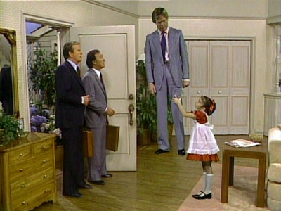 Small Wonder - 01x17 The Robot Nappers