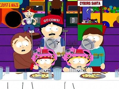 South Park - 06x11 Child Abduction is Not Funny