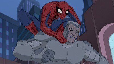 The Spectacular Spider-Man - 02x09 Probable CauseThe Spectacular Spider Man Shocker