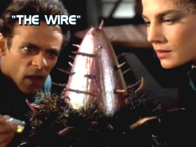 Star Trek: Deep Space Nine - 02x22 The Wire