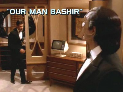 Star Trek: Deep Space Nine - 04x10 Our Man Bashir