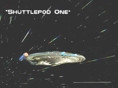 Star Trek: Enterprise - 01x16 Shuttlepod One