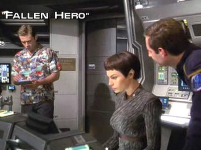 Star Trek: Enterprise - 01x23 Fallen Hero