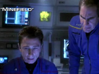 Star Trek: Enterprise - 02x03 Minefield