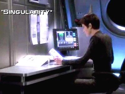 Star Trek: Enterprise - 02x09 Singularity