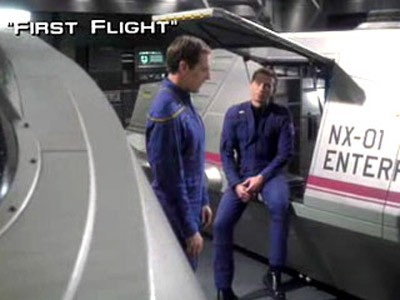Star Trek: Enterprise - 02x24 First Flight