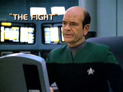 Star Trek: Voyager - 05x19 The Fight