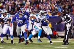 Sunday Night Football - 03x17 Carolina Panthers at New York Giants
