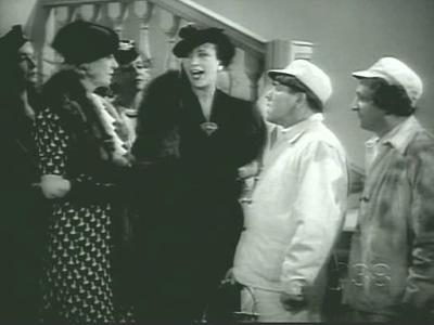 The Three Stooges - 05x03 Tassels in the Air