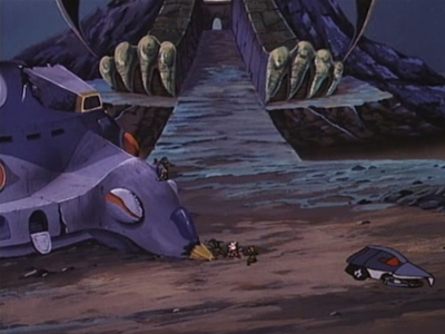 Thundercats Planet on Ratar O To Take Him To The Planet Of The Snarfs To Capture One Of Them