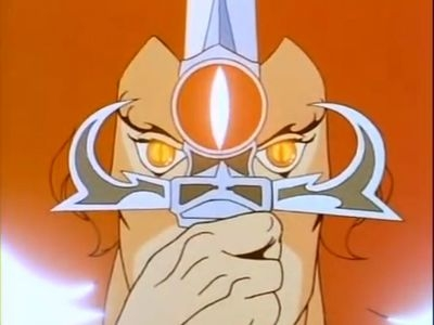 Thunder Cats Episode Guide on Thundercats 2x12 Psych Out   Sharetv