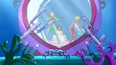 Totally Spies (FR) - 01x17 Spies Vs. Spies
