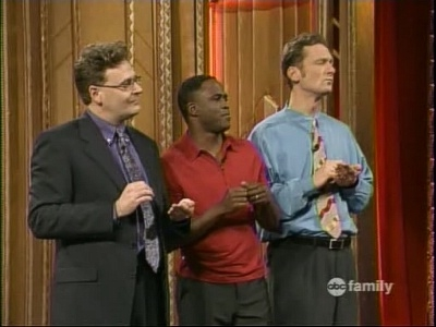 Whose Line Is It Anyway? - 04x13 Too Hot For Whose Line -- Show No. 418
