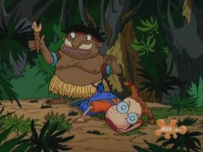 The Wild Thornberrys - 02x29 Gift of Gab