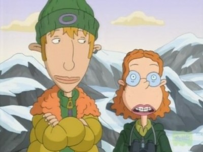 The Wild Thornberrys - 05x02 Ice Follies
