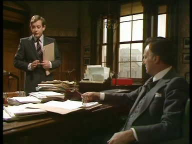 Yes, Minister (UK) - 01x02 The Official Visit